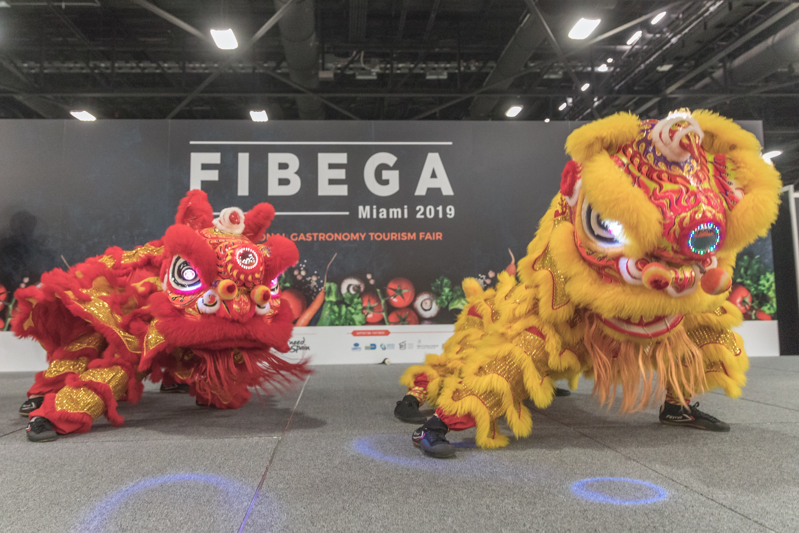 A World of Flavors at FIBEGA Miami 2019