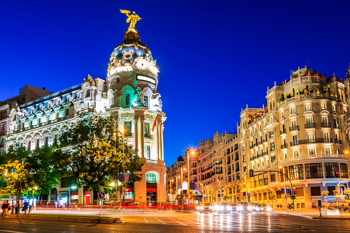 Spain named Finalist as Best Destination in its Class