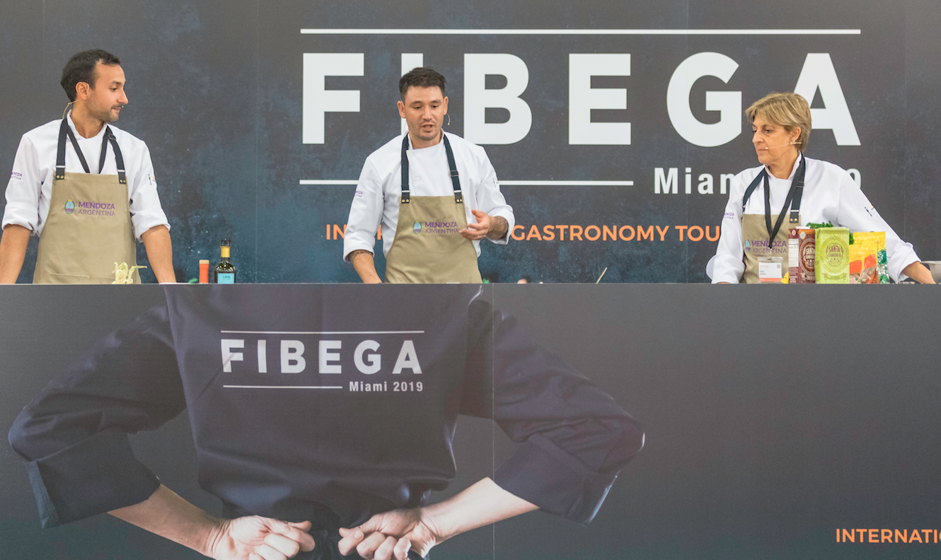 Full steam ahead with FIBEGA Miami 2020